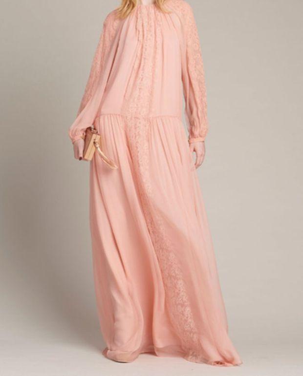 فستان سيمون كلاسيكي