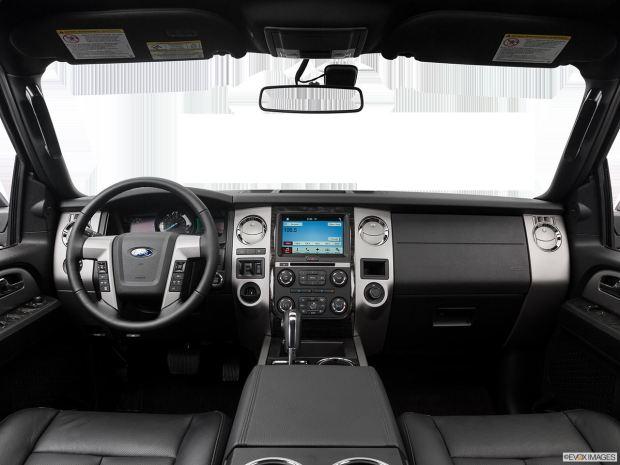 انظمة الامان والسلامة للسيارة فورد اكسبدتشن 2016