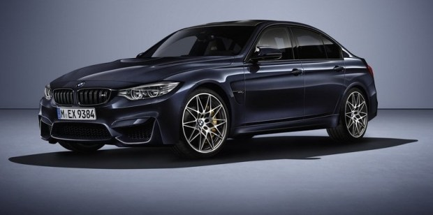 2016 BMW M3 30 Years