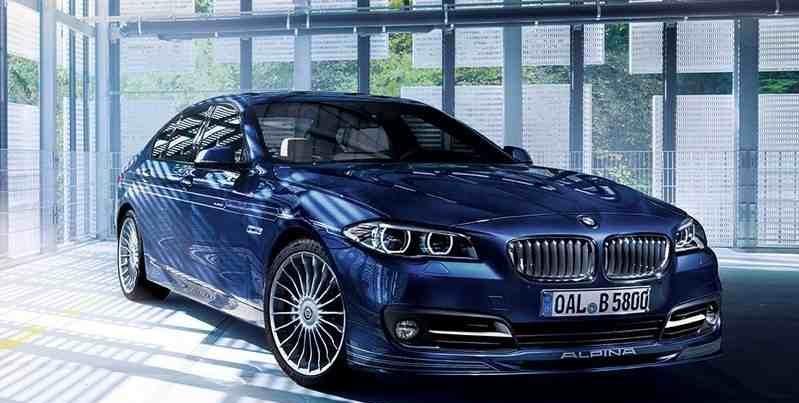 BMW Alpina B5 2016