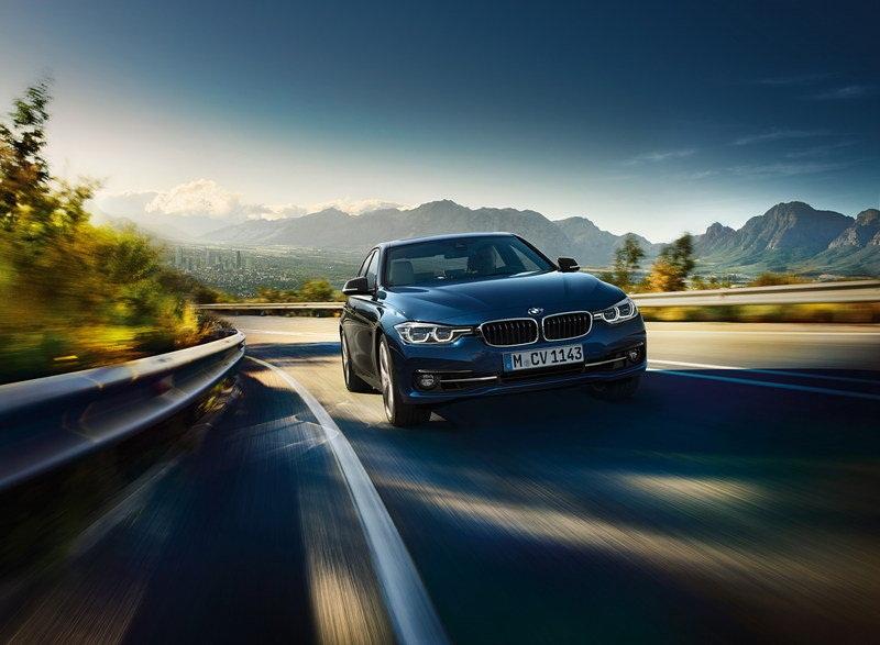BMW 320d ED Sport 2016