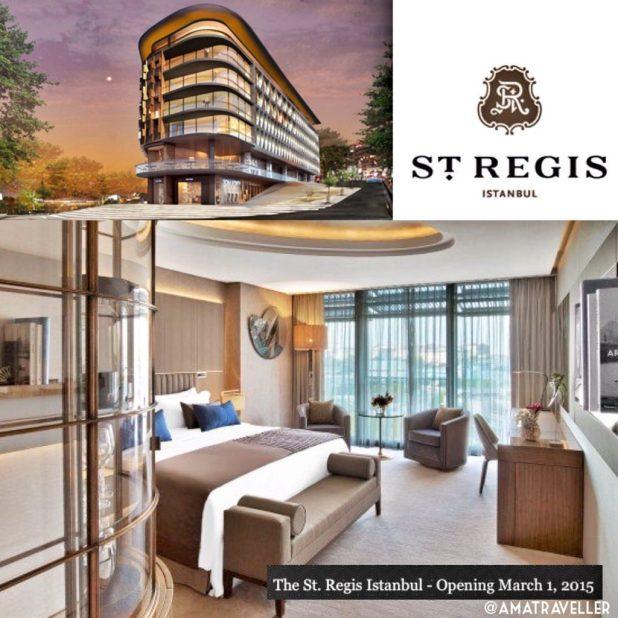 فندق The St. Regis Istanbul