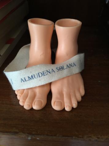 Autorretrato Almudena Solana Blog y página personal
