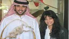 ولي عهد دبي يعلن خطوبته على شابة فلسطينية