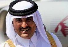 أمير قطر يغادر السعودية بعد زيارة استمرت ساعات