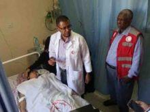 البعثة الطبية السودانية تزور رفح وتمارس عملها في ثلاثة مستشفيات بقطاع غزة