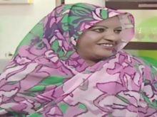 الممثلة سامية عبد الله: خطيرة في الكرة الطائرة.. أشجع الهلال ومعجبة بالغزال