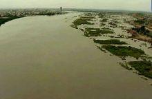 الفيضان يبلغ ذروته يوم الجمعة