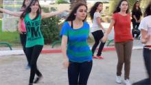 بالصور والفيديو .. طالبات الطب في تونس يكسرن روتين الدراسة الأكاديمية بالرقص