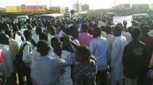 الشرطة تفض تظاهرات لطلاب دارفور بالخرطوم بعد الاحتجاجات الكبيرة