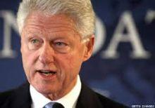 فضيحة جديدة للرئيس الامريكي الأسبق بيل كلينتون مع فتاة إسرائيلية + صورة