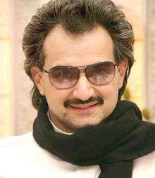 الوليد بن طلال  يتصدر قائمة أغنى (50)عربياً في العالم