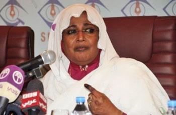 بدرية: نسقنا مع مفوضية الانتخابات في التعديلات الدستورية