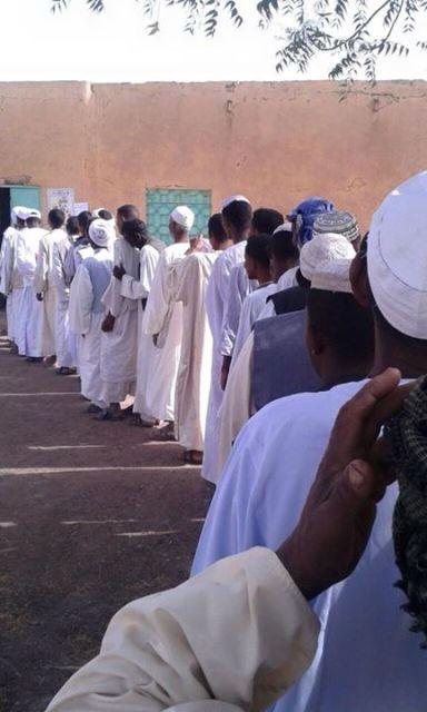 انتخابات السودان 2015