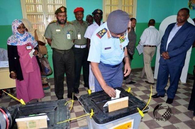 انتخابات السودان،أبريل 2015
