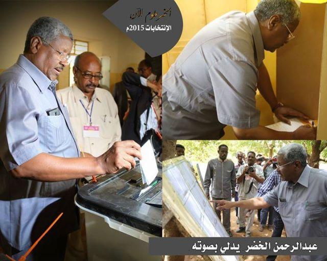 انتخابات السودان،أبريل 2015 والي الخرطوم