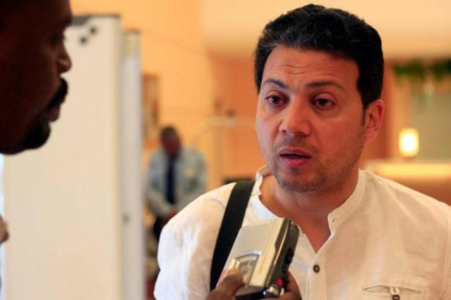 الإعلامي والمخرج والممثل عمرو رمزي