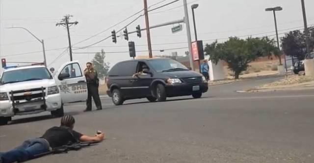 عنف شرطة