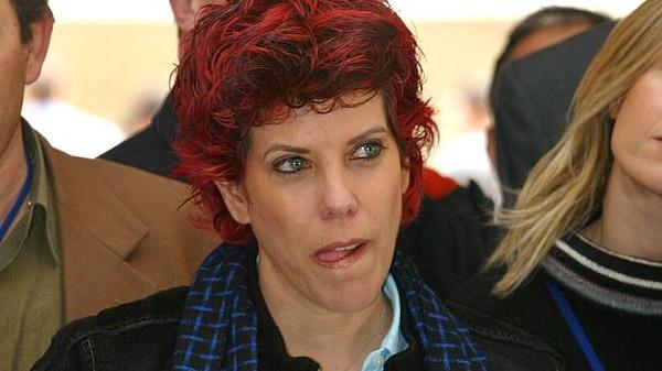 زوجة وزير اسرائيلي