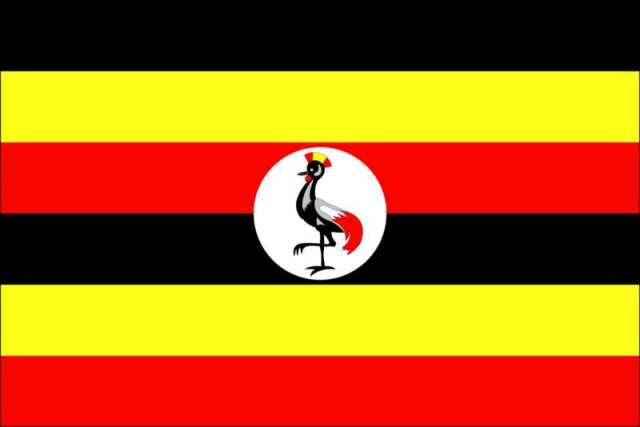 علم يوغندا