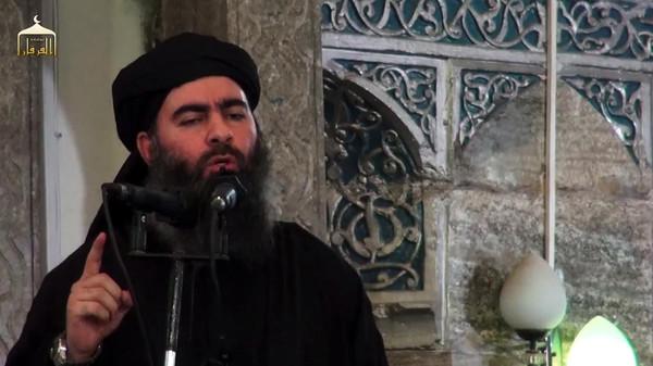 البغدادي داعش