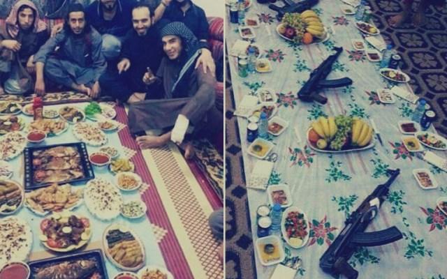 افطار داعش