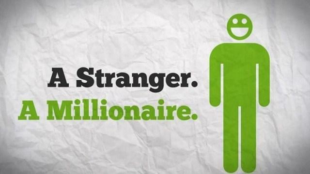 غريب مليونير