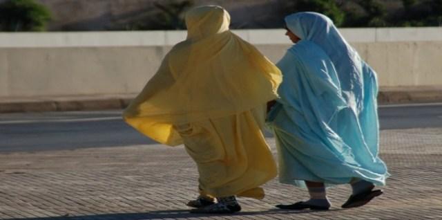 فتيات موريتانيات