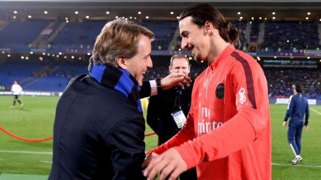 Inter vs PSG