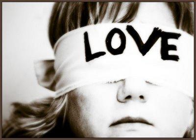 الحب اعمى