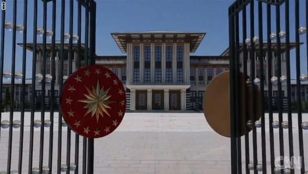 القصر الرئاسي في تركيا