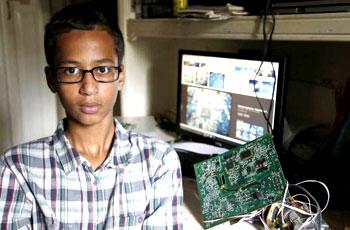 اعتقال طفل سوداني بأميركا بتهمة صنع قنبلة %D8%B7%D9%81%D9%841