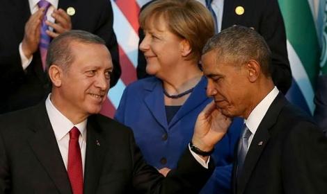 أردوغان يُحرج أوباما