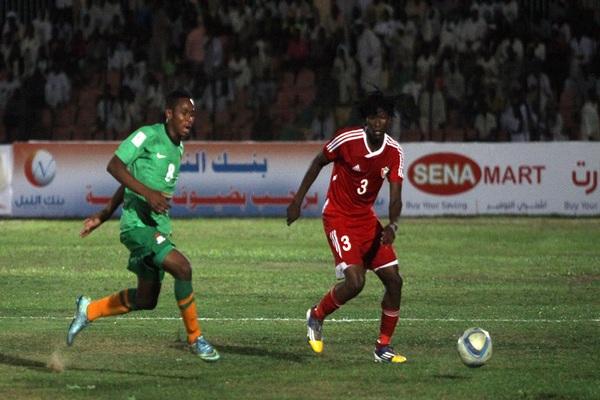 السودان يخسر بملعبه من زامبيا