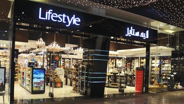 أحد محلات لايفستايل الشهيرة في دبي
