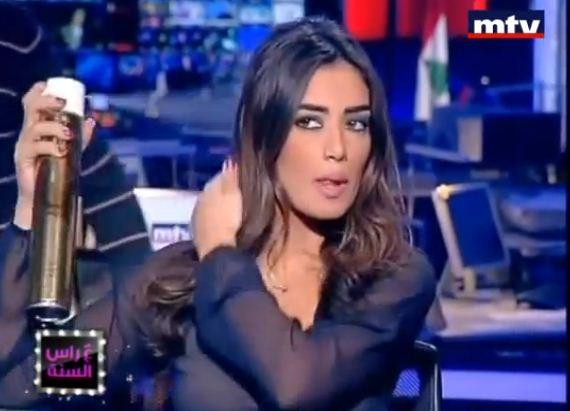 أخطاء لمذيعين ومذيعات عرب