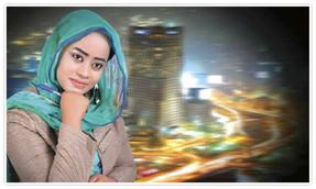 الممثلة القديرة النجمة سمية عبد اللطيف