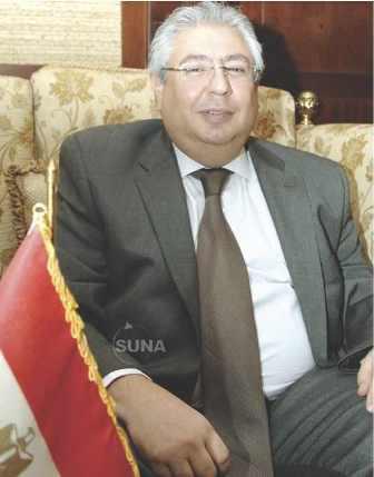 السفير المصري