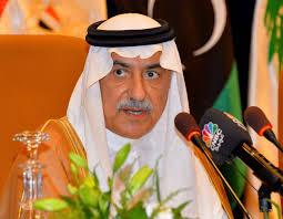 عبد العزيز العساف وزير المالية السعودي