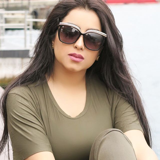 """الممثلة البحرينية""""مهرة"""""""