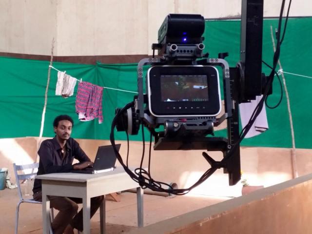 سينما الشباب في السودان - طارق خندقاوي