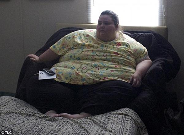 الفتاة فقدت 240 كيلو من وزنها