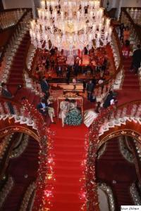 زفاف هندي في مدينة أنطاليا التركية