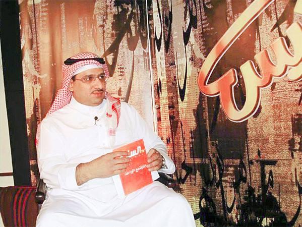 الصحفي السعودي عبد الله القحطاني