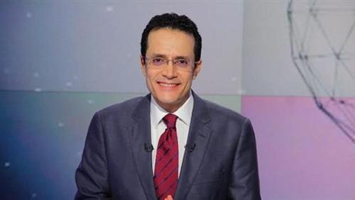 الإعلامي المصري محمد عبد الرحمن