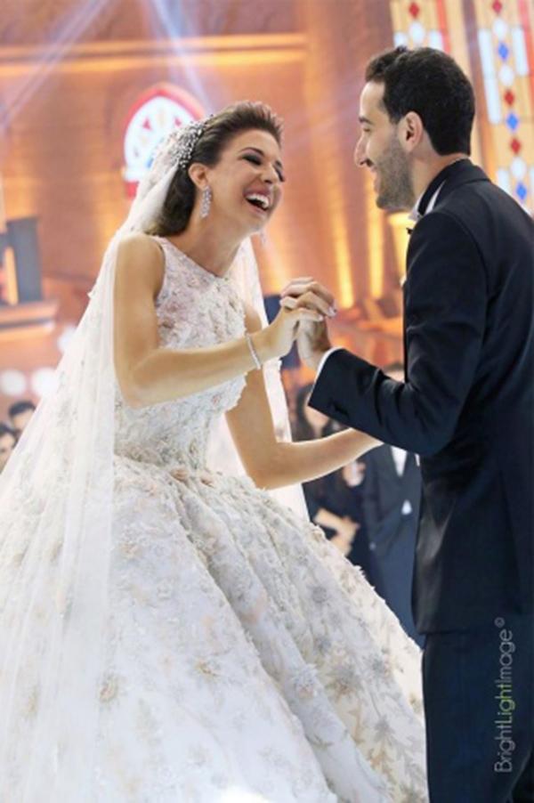 زفاف أسطوري لابن وزير لبناني