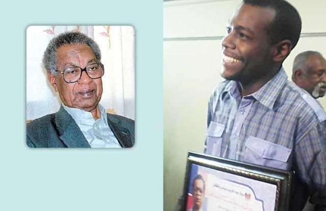 الكاتب السوداني الطيب عبد السلام