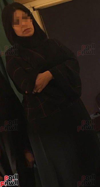 ضبط ممثلة وبطلة كليب «سيب إيدي»