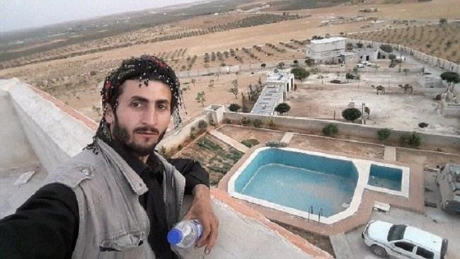 """صور """"سيلفي"""" تفضح قَصْر أمير داعش في سوريا"""