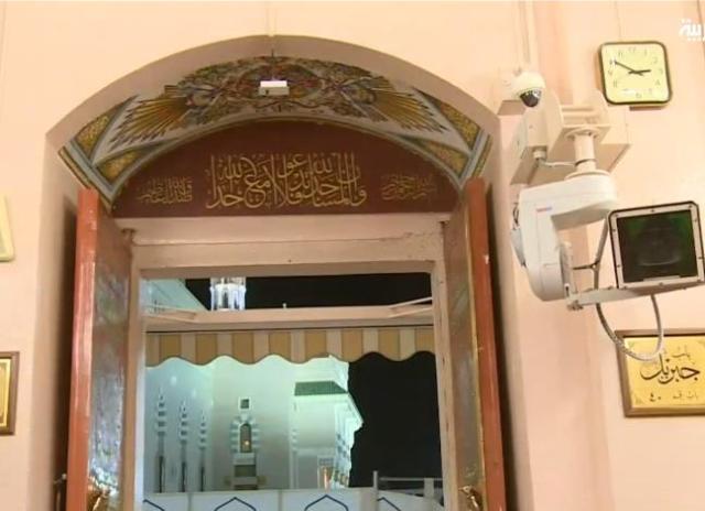 مسجد النبوي